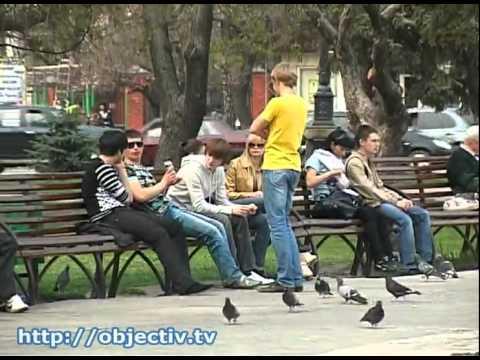 В Украине запрещено курить в общественных местах