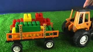 Мультик про трактора. Игрушки для детей. Мультики для мальчиков(В этом мультике мы расскажем про трактора. Трактора бывают разные и они выполняют самые различные работы...., 2015-03-06T20:34:39.000Z)