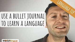 How to Use a Bullet Journal to Learn a Language? (+ Free BUJO Template)