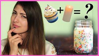 DIY Funfetti Candles With RCLBeauty101 - DIY or DI-Don