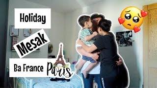VLOG 107   TRIP TO PARIS   FAMILY DINNER   TIMOR-LESTE VLOGGER