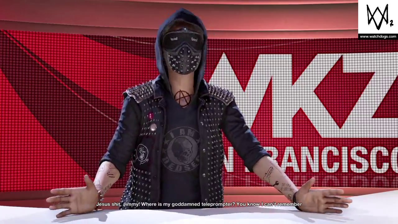 maxresdefault wrench is a meme watch dogs 2 funny moment in the new dlc youtube