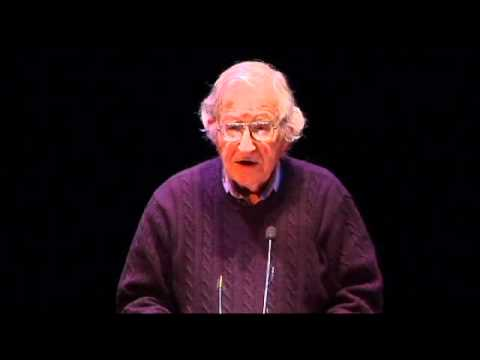 Professor Noam Chomsky - April 8, 2011
