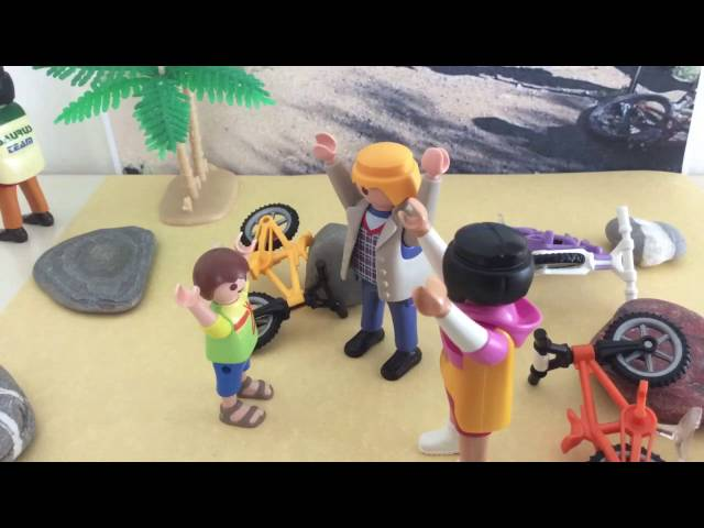 The VAN playmobil Company