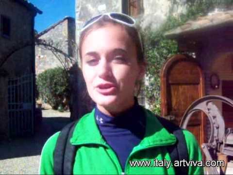 The Original and Best Tuscany Tour  Review Artviva Italy Tours Cheap Budget Tuscany Italy