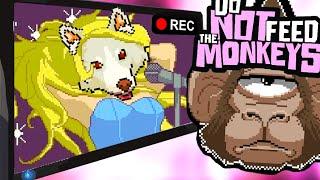 ▼ВОЛЧИЦА С УОЛЛ-СТРИТ (Do Not Feed the Monkeys) #4
