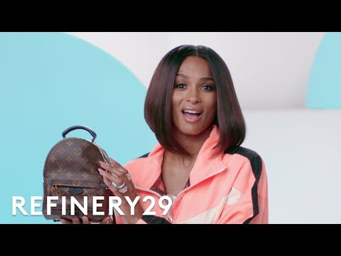 What's In Ciara's Bag | Spill It | Refinery29 thumbnail