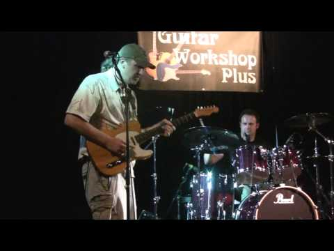 Tim Porter-Guitar Workshop Plus faculty performs.