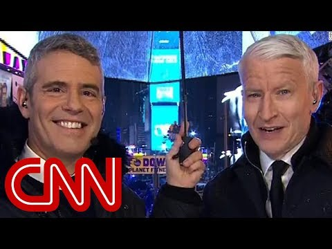 Andy Cohen Reveals Gender Of Baby On New Year's Eve
