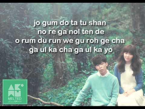 Akdong Musician (AKMU) - MELTED Easy Lyrics