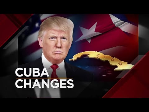 U.S. issues travel warning to Americans traveling to Cuba