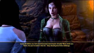 Dungeon Siege III PS3 (gameplay) 720p