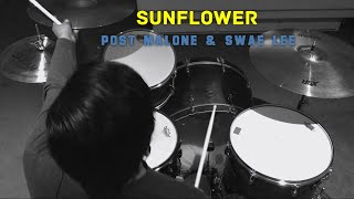 Sunflower - Post Malone & Swae Lee (Drum Cover)