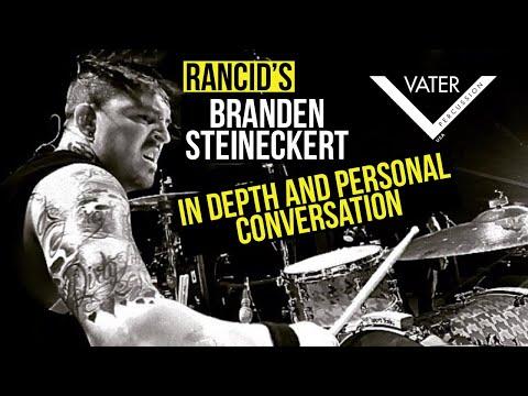 Vater Percussion - Branden Steineckert - Rancid