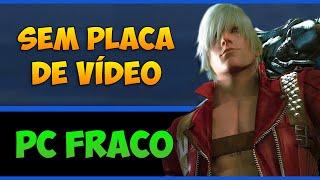 TOP 20 JOGOS PRA PC FRACO (SEM PLACA DE VÍDEO)