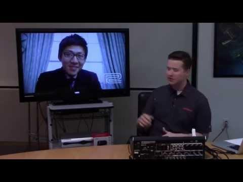 Roland VR-50HD Webcast - Secrets to Streaming Like a Pro