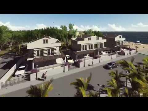 Gümüldür'de denize sıfır satılık villalar - Kumsal Villaları