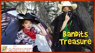 Escaping The Bandits In The Forest! / That YouTub3 Family I The Adventurers