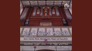 Prelude and Fugue in C Major, BWV 545: II. Fugue
