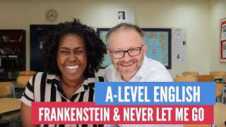 A-Level English: Frankenstein and Never Let Me Go Summary and Analysis of Setting