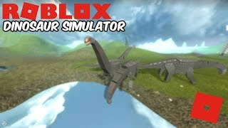 Roblox Dinosaur Simulator - Puerta War! + Biggest Puerta Herd!