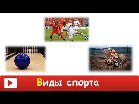 Детям о спорте мультфильм