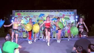 巴西里約狂歡嘉年華-巴西歡樂繽紛傘舞Frevo