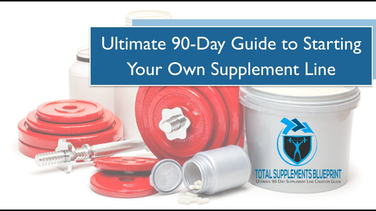 How to start your own supplement line|private label supplements|how to  start a supplement company|st