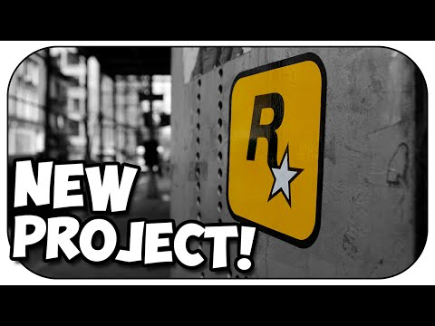 Rockstar Games SECRET PROJECT in Q1 2017! (GTA 5)