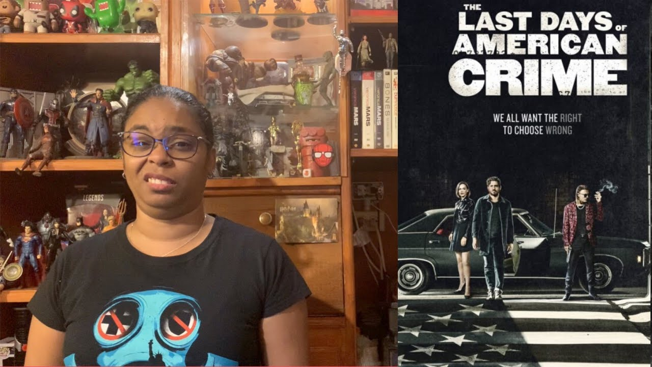 The Last Days Of American Crime Movie Review Youtube