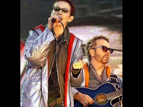 Eurythmics I Saved The World Today Live Acoustic 1999