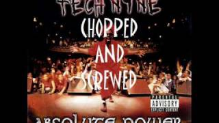 Tech N9ne Imma Tell Chopped and Screwed.wmv