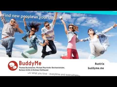 #EYA2014 - Connecting Cultures: BuddyMe