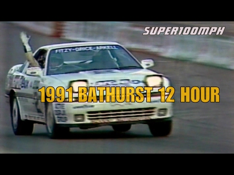 1991 BATHURST 12 HOUR RACE '2 Hours To Go'