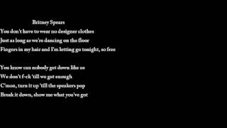 Britney Spears - Oh la la [Lyrics] |Download MP3| [Translate French]