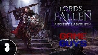 Lords of the Fallen - Ancient Labyrinth - What's This Lever For?