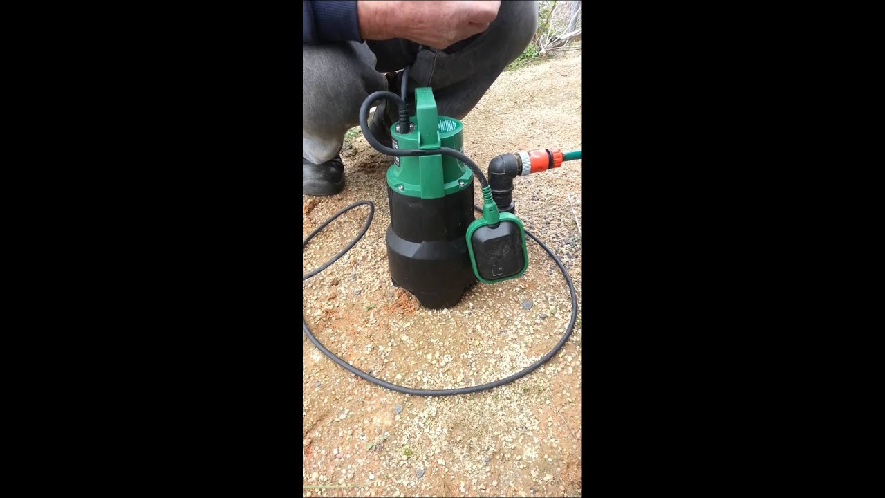well pump not priming bulldog car wiring diagrams 49119 lks 756w the submersible youtube