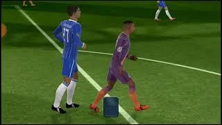 Dream league soccer 2019 Chelsea vs Man city (0-7)