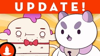 Cartoon Hangover Programming Update - April 2016