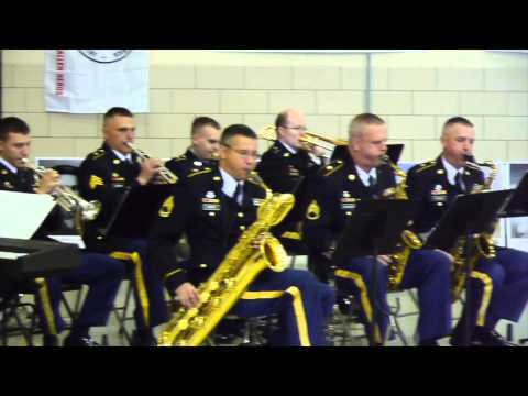 38th National Guard Band 40ies Swing Toons