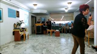 Вечер в отеле GINOT YAM (Нетания, Израиль)(Необычный литературно-музыкальный вечер состоялся вчера, 18.04.2015, в отеле Ginot Yam (г.Нетания). Этот отель - один..., 2015-04-19T11:02:46.000Z)