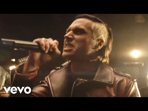 Three Days Grace - The Mountain (Official Music Video)