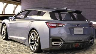 Subaru Advanced Tourer Concept 2011 Videos