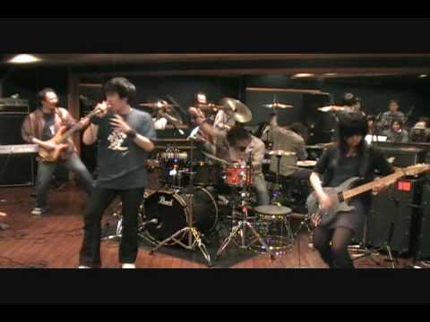 Father Time - Stratovarius Cover Session 2010/03/13【音ココ♪】