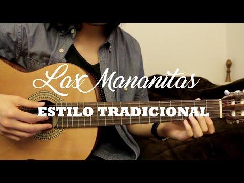 Las Mañanitas - Estilo TRADICIONAL - Vicente Fernandez - Tutorial - Guitarra