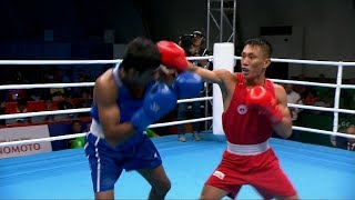 Philippines vs Singapore | Boxing M Flyweight 52kg - Semifinal | 2019 SEA Games