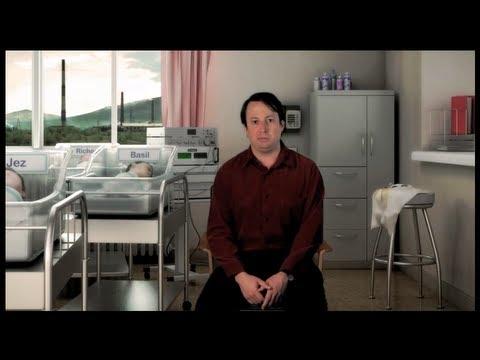 Naming Your Child | David Mitchell's Soapbox