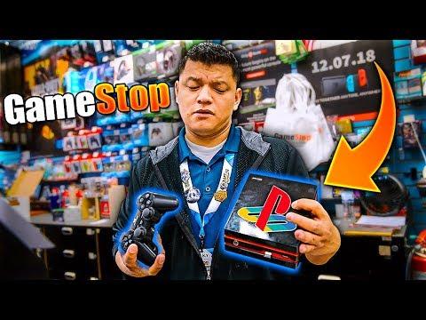 SELLING GAMESTOP A FAKE PS4!!