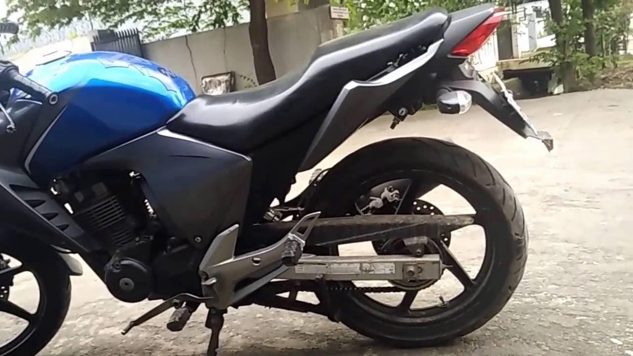 Honda New Megapro Modifikasi