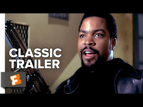Ghosts of Mars 2001  Trailer 1  Ice Cube Movie
